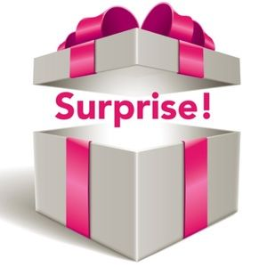 Surprise gift with orders over $20!